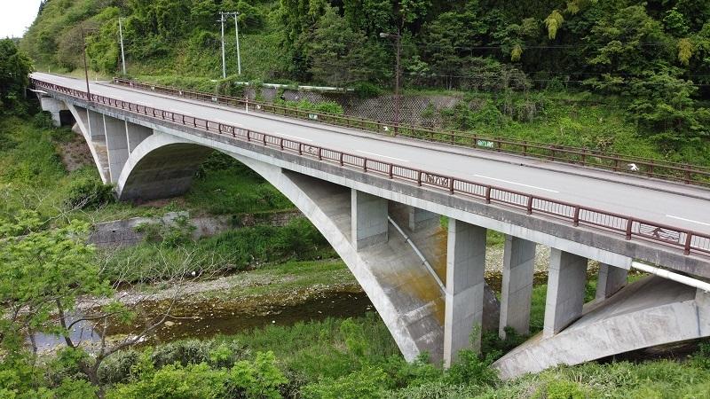 湯涌街道大橋2